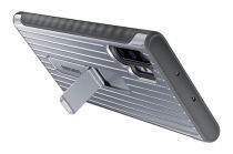 Protective Standing Cover Argent Samsung Galaxy Note 10+