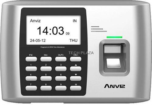 Anviz Lecteur biométrico autónomo de presença Identificação por cartão