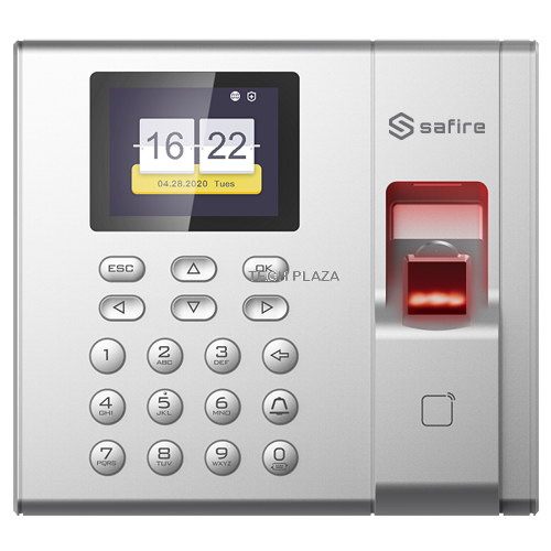 Safire Lecteur biométrico autónomo de controlo de acessos et presença