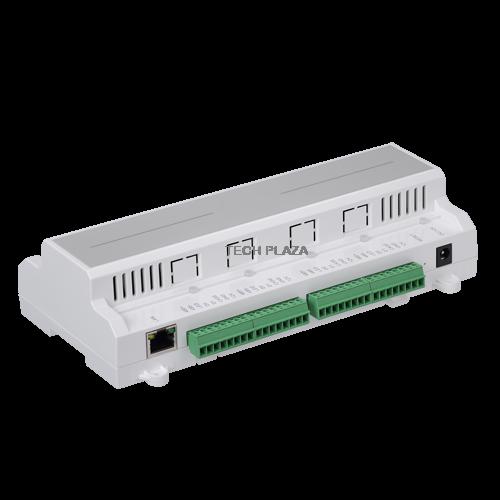 X-Security Controladora de acessos Gestão de 2 portas Capacidade 100.0