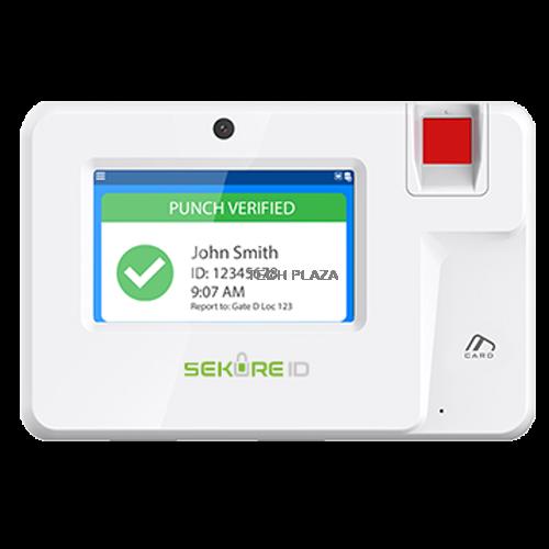 SekureID -Lecteur biométrico autónomo de presença Identificação por c