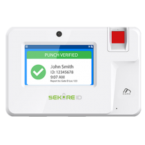 achat Contrôle d'Accès - SekureID -Lecteur biométrico autónomo de presença Identificação por c