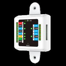 Comprar Control Accesos - SekureID Controladora de acessos antimanipulação 2 portas Entrada para SK-CONTROLLER