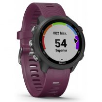 Comprar GPS Running / Fitness - Reloj deporte Garmin Forerunner 245 Negro/merlot 010-02120-11