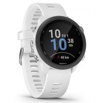 achat GPS Running / Fitness - Garmin Forerunner 245 Music Blanc 010-02120-31
