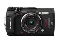 Comprar Cámara Digital Olympus - Cámara Digital Olympus TG-5 Negra + LG-1 V104190BE050