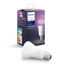 achat Lampes déco - Philips Hue Color Ambiance GU10 Bluetooth 8718699628659