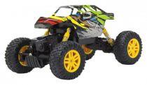 buy R/C vehicles - Jamara Hillriser Crawler silver scale 1:18 | 30 min. | + 6 years | 2,4