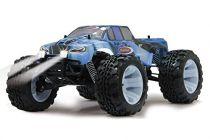 Comprar Vehículos teledirigidos - Jamara Ice Tiger EP 4WD Blanco/hellblue scale 1:10 | + 14 años | 2,4 G 53360
