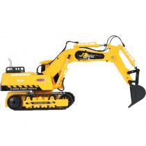 buy R/C vehicles - Jamara Bagger J-Matic yellow/black scale 1:27 | + 6 years | 2,4 GHz