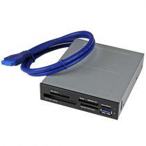 Comprar Lectores Tarjetas - Startech LECTOR TARJETAS FLASH USB 3.0 35FCREADBU3