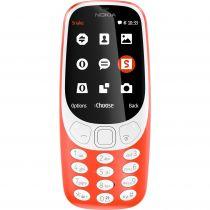 Comprar Smartphones Nokia - Smartphone Nokia 3310 Rojo Dual SIM | 6,1 cm (2,4´´) | 2 MP |  A00028117