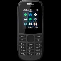 Comprar Smartphones Nokia - Smartphone Nokia 105 (2019) Negro Dual SIM | 4,6 cm (1,8´´) | Castella