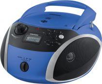 Comprar Radio Cassettes y reprodutores CD - Radio CD Grundig GRB 3000 BT blue/silver GPR1100
