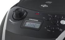 Radio CD Grundig GRB 3000 BT black/silver