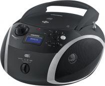 Comprar Radio Cassettes y reprodutores CD - Radio CD Grundig GRB 4000 BT DAB+ black/silver GPR1130