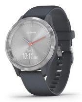 Comprar GPS Running / Fitness - Reloj deporte Garmin vivomove 3S gran.blue/silver 010-02238-00