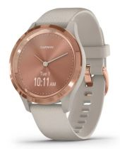 Comprar GPS Running / Fitness - Reloj deporte Garmin vivomove 3S Blanco /rosegold 010-02238-02