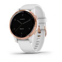 Comprar GPS Running / Fitness - Reloj deporte Garmin vivoactive 4S Blanco /rosegold 010-02172-22