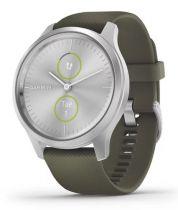 Comprar GPS Running / Fitness - Reloj deporte Garmin vivomove Style plata/moosverde 010-02240-01