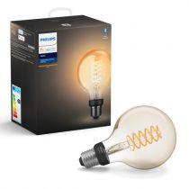 Comprar Iluminación decorativa - Philips Hue Blanco Filament E27 Bluetooth 550 lm globe 8718699688882