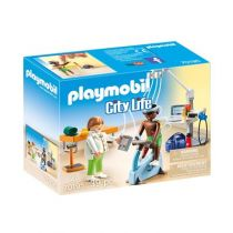 achat Playmobil - PLAYMOBIL 70195 Specialist: physiotherapist | City Life | 39 pcs | + 4 70195