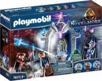 achat Playmobil - PLAYMOBIL 70223 Shrine of magical armor | Knights | 43 pcs | + 8  | pl 70223