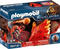 achat Playmobil - PLAYMOBIL 70227 fire spirit and the guardian of fire | Knights | 16 pc 70227
