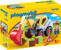 achat Playmobil - PLAYMOBIL 70125 shovel | 1.2.3 | + 18 M | plastic 70125