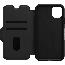 buy Accessories Apple iPhone 11 - Cover Otterbox Strada Folio black iPhone 11 | Premium leather, polycar