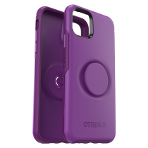 Comprar Accesorios Apple iPhone 11 - Funda iPhone 11 Pro Max Otterbox Otter + Pop Symmetry lila | Synthetic 77-62634