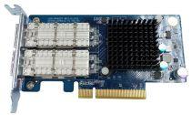 Comprar Accesorios Discos Duros - QNAP LAN-40G2SF-MLX Dualport 40GbE QSFP+ Network adapter LAN-40G2SF-MLX