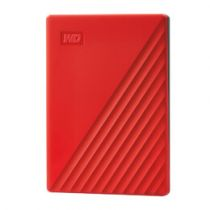 Comprar Discos Duros Externos - Disco duro Externo Western Digital My Passport 4TB rojo HDD USB  WDBPKJ0040BRD-WESN