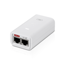 buy Switch Accessories - Ubiquiti POE Injector, 24VDC, 12W, white, Pack 5x