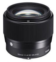 achat Objectif pour Canon - Objetif Sigma 1,4/56 DC DN Contemporary Canon EF-M 351971