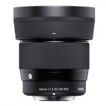 Objetivo Sigma 1,4/56 DC DN Contemporary Canon EF-M