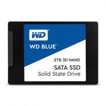 Comprar Discos SSD - WD SSD 2TB 2.5´´ 3D NAND SATA III 6GBs BLUE WDS400T2B0A
