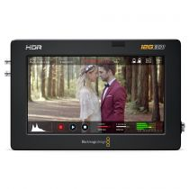 Comprar Pantallas Videografia - Pantalla Cine Blackmagic Video Assist 5  12G HDR
