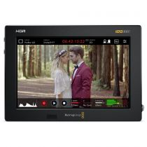 Comprar Pantallas Videografia - Pantalla Cine Blackmagic Video Assist 7  12G HDR