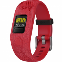 Comprar GPS Running / Fitness - Reloj deporte Garmin vivofit jr. 2 Disney Star Wars (Dark Side) 010-01909-1B
