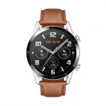 achat Smartwatch - Smartwatch HUAWEI Watch GT 2 Classic pebble brown WATCH GT 2 CLASSIC P
