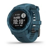 achat Fitness tracker / Smart wristband - Garmin Instinct blue/dark blue 010-02064-04