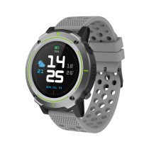 Comprar Fitness tracker / Smart wristband - Pulseira Fitness Denver SW-510 cinza 116111100050