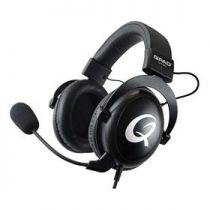 Comprar Auriculares Gaming - Cascos QPAD QH-92 Negro | Over-Ear | PC System, PlayStation 4,  9J.H3593.H92