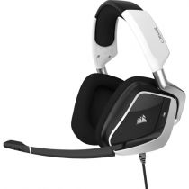 Comprar Auriculares Gaming - Cascos Corsair VOID RGB ELITE Blanco/black | Over-Ear | Mobile  CA-9011204-EU