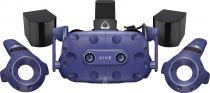 achat Lunettes 3D et VR - Lunettes VR HTC Vive Pro Eye blue/black + Controller + Basestation 2.0 99HARJ002-00