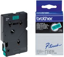 achat Consommables POS - Brother Fita / Tape TC-701 12 mm, Noir on green TC701