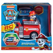 Comprar Veículos de controle remoto - Spin Master Paw Patrol Marshall RC Fire Truck red/silver | 76 meters | 6054195