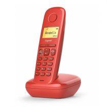 Comprar Teléfonos Inalámbricos DECT  - Gigaset A270 Rojo Telefono sem-fios dect S30852-H2812-D206
