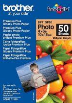 achat Consommables POS - Brother Papier GLOSSY 10X15 260G/M2 50H BP71GP50